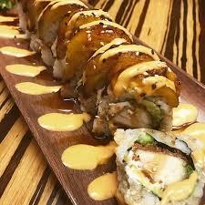 Chicken Tempura Roll