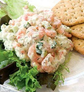 Shrimp Crab Salad